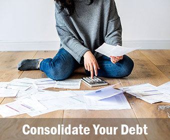 Consolidate your debt